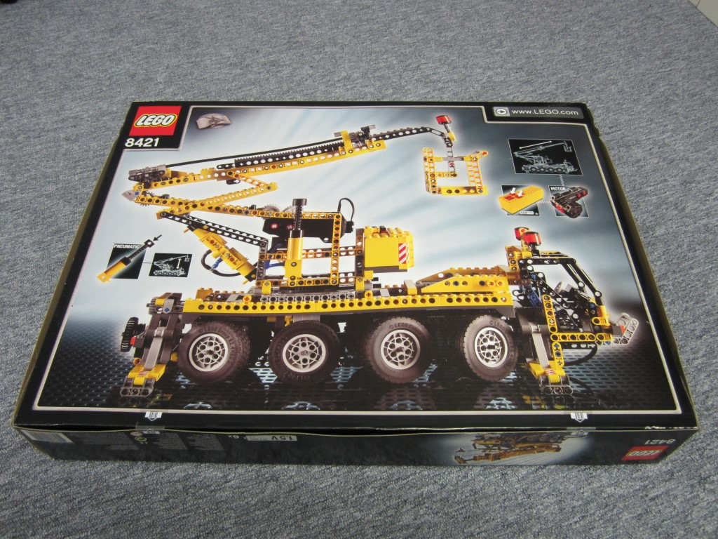 Mobile Crane Questions And Answers : Lego? technic mobile crane new sealed misb